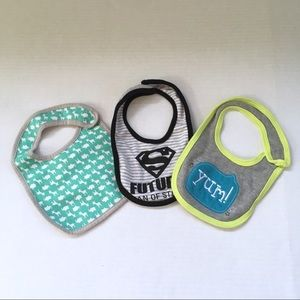 Other - Baby bibs set of 3